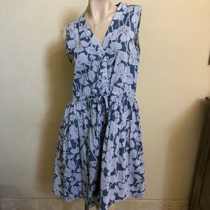 GAP Floral Print Dress